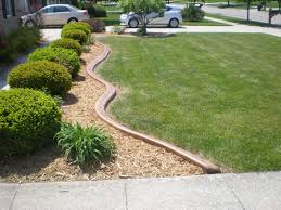 landscape edging ideas lawn care inc grand blanc landscape curbing care
