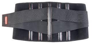 Купить <b>Корсет Yamaguchi Neoprene</b> Lumbar Support черный ...