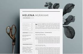 modern resume templates docx to make recruiters awe  resume docx