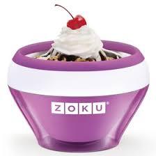 <b>Мороженица Ice Cream Maker</b>, фиолетовая (2972752) - Купить по ...