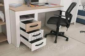 <b>Стол письменный</b> С1, НОРДИК купить в Уфе в интернет магазине