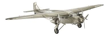 Ford Trimotor (<b>Authentic Models AP452</b>) - Diecast Trading