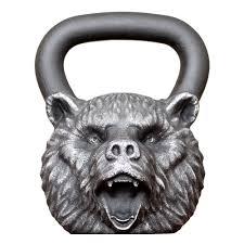 <b>Гиря IRON HEAD Медведь</b> 16,0 кг — купить в интернет-магазине ...
