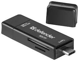 Универсальный <b>картридер Defender Multi</b> Stick USB 2.0, купить в ...