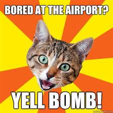 Bad Advice Cat memes | quickmeme via Relatably.com