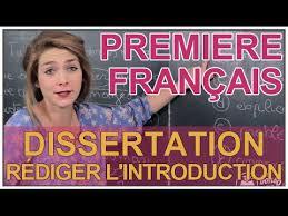 Dissertation   R  diger l     introduction   Fran  ais    re   Les Bons Profs YouTube