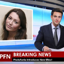 Breaking News - PhotoFunia: Free photo effects and online photo ...