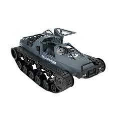 [Preferred] <b>JJRC Q79 RC</b> Tank 2.4Ghz 1:12 Scale High Speed ...