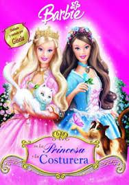 Barbie La Princesa Y La Plebeya