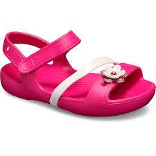 crocs lina minnie sandal k kids or boys for girls children kids tmallfs