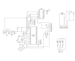 motorized curtain with remote control electronics lab on simple closed circuit schematics