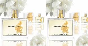 <b>Givenchy Naturally Chic</b> ~ New Fragrances