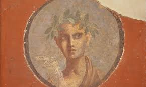 not all things wise and good are philosophy ideas fresco showing a sceptical looking young man a scroll labelled plato from