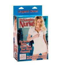 Эротическая <b>кукла My</b> Naughty Nurse Doll SE-1945-20-3 купить в ...