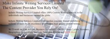 SEO Website Content Writing   Product Reviews article writing     Infinite Writing Services Limited Infinite Writing Services Limited About Us