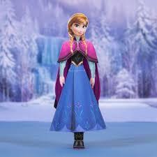 <b>Anna</b> Papercraft | <b>Disney</b> Family
