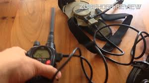 <b>Z</b>-<b>Tac Headset</b> & <b>PTT</b> Einheit HD - YouTube