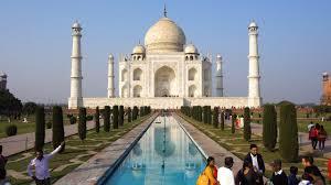 <b>Taj Mahal</b>, Agra, India in 4K Ultra HD - YouTube