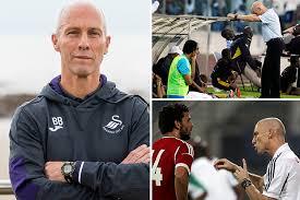 <b>Bob</b> Bradley's <b>Egypt</b> stars cradled dying fans – so Swansea's new ...