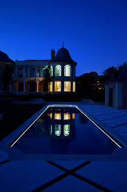 inground pool lights pool traditional with alpine nj pools alpine beautiful lighting pool
