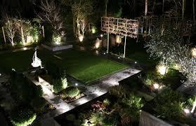 landscape lighting backyard landscape lighting