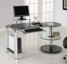 cheap desks for home office back to post glass home office desks amusing corner office desk elegant