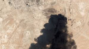 Who Attacked Saudi Arabia? Strike Seen as 'Pearl Harbor' Moment ...