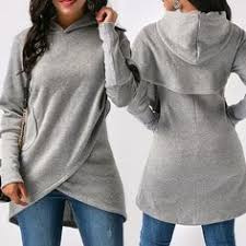 <b>2017 Women's Fashion</b> Hoodies Casual Winter <b>Sweatshirts</b> Long ...