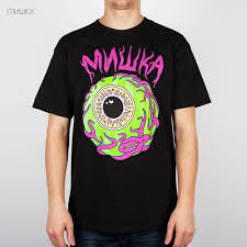<b>Футболка MISHKA</b> Vermilyea <b>Keep</b> Watch T-Shirt (Black, L ...