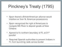 「pinckney's treaty 1795」の画像検索結果