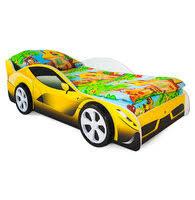 «Детская <b>кровать</b>-<b>машина Бельмарко</b> «<b>Феррари</b> ...