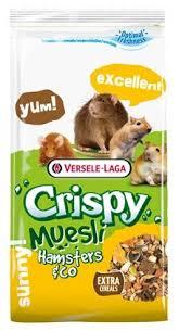 Купить <b>Корм</b> для хомяков, крыс и мышей <b>Versele</b>-<b>Laga Crispy</b> ...