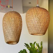 Bamboo <b>Southeast Asia</b> Style <b>Pendant</b> Lights – Modish Store