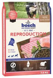 Корм для собак <b>Bosch Reproduction для беременных</b>/кормящих ...