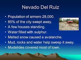 「nevado del ruiz 1985」の画像検索結果