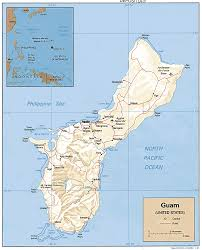 the age of imperialism large map of guam