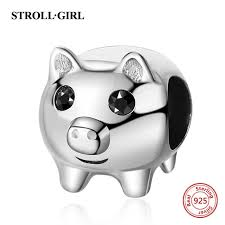 Detail Feedback Questions about <b>StrollGirl</b> personalized 925 Silver ...