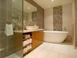 ideas bathroom tile color cream neutral: elegant neutral color bathrooms for interior home trend ideas with
