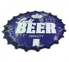Круглый <b>сервировочный коврик</b> на обеденный стол Fissman <b>Beer</b> ...