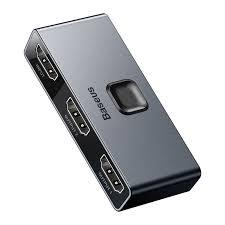 <b>Baseus</b> Matrix <b>HDMI 4K</b> HD <b>Splitter</b> 2 in 1 or 1 in 2 Display   <b>Baseus</b> ...