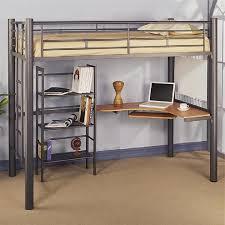 extraordinary loft bed desk full bed desk dresser combo home