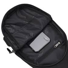 <b>Рюкзак Xiaomi Pelliot Simple</b> Tide Fashion Bag Black, цена 76 руб ...
