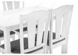 Обеденная группа Mali (<b>стол</b> и 4 стула) white / grey — купить ...