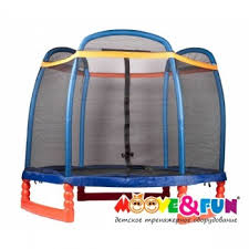 Батут манеж <b>Moove Fun</b> гексагональный 7 ft 2 метра 15 см ...