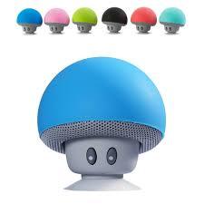 Mini Mushroom Speaker <b>Wireless Bluetooth</b> 4.1 Speakers <b>MP3</b> ...
