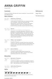 veterinary assistant resume samples veterinary technician resume examples