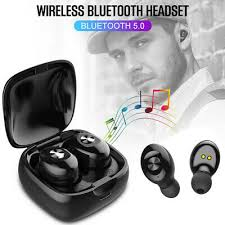 <b>XG-12 TWS Bluetooth 5.0</b> Earphones Wireless Waterproof Mini In ...
