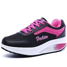 <b>YeddaMavis Running Shoes</b> Black Women Shoes Women ...