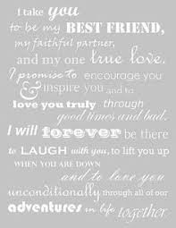 Wedding Vows on Pinterest | Vows, Gold Weddings and Wedding Ceremonies