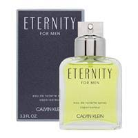 Buy <b>Calvin Klein Eternity for</b> Men Eau de Toilette Spray 100mL ...